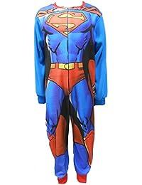 Superman garçons All in Onesie Dors