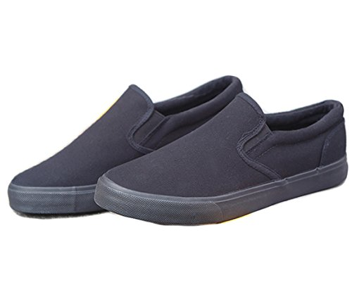 CUSTOME Hommes Chaussures Baskets Style Décontracté Chaussures Plates Chaussures de Toile Pureness Espadrilles