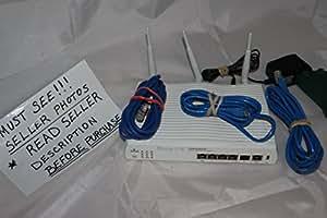 Draytek Vigor 2820n - Wireless router - DSL - 4-port switch - ATM, Gigabit Ethernet - 802.11n (draft) - desktop