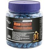 New Anabol Blood Amino! extremer Muskelaufbau 350 Kapseln Diät Fettverbrennung Anabolika Aminosäuren Kraft Masse Muskelaufbau Nahrungsergänzung Eiweiß