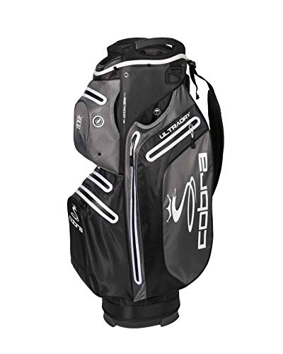 Cobra 2019 UltraDry Sac de Golf imperméable, Peacoat, OSFA