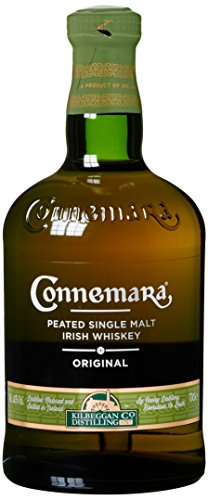 - 41DykocDaZL - Connemara Peated Single Malt Irish Whiskey (1 x 0.7 l)