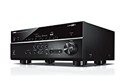 Yamaha RX-V685 MC AV-Receiver (Netzwerk-Receiver mit außergewöhnlichem 7.2 Music Cast Surround-Sound - das Allround-Talent im Heimkino-System - Alexa Sprachsteuerung) schwarz