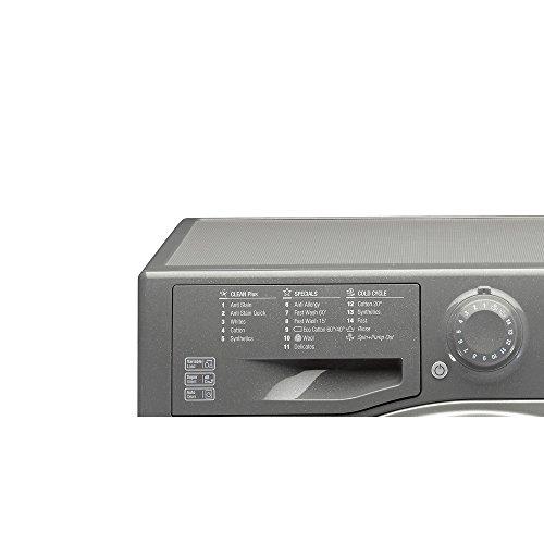 Hotpoint WMBF742G Washing Machine 1400rpm Graphite