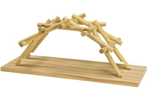 Leonardo Brückenbausatz für groß und klein