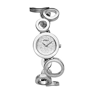 Fossil - ES1742 - Montre bijoux Femme - Quartz analogique - Bracelet en acier