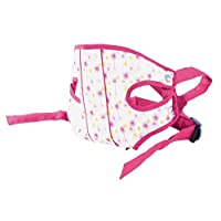 Gotz 3402314 Baby-Doll Carrier Happy Flower Doll Accessorie For Baby-Dolls From 30 cm Up To 48 cm - Ideal When Out And Above - Suitable Agegroup 3+
