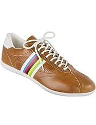Zapatos marrones vintage M-Wave para mujer