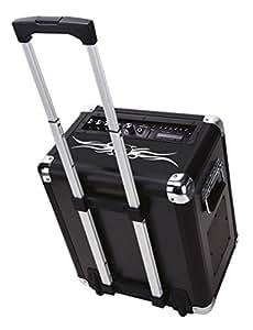 Black Panther City Street Mix Legend Enceinte portable 100 W Noir