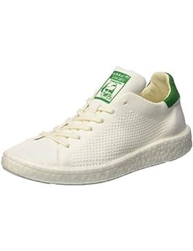 adidas Herren Stan Smith Boost Primeknit Sneaker