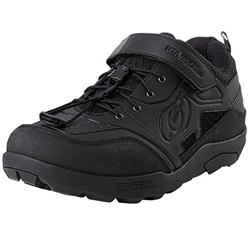 O'NEAL Traverse Flat Dirt MTB Fahrrad Schuhe schwarz 2020 Oneal: Größe: 45