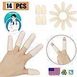 Protectores de dedos de gel (14 piezas), Nuevo Material