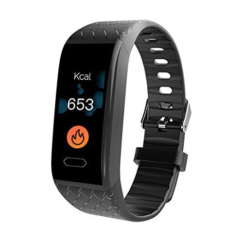 HOYHPK Nb-202 Multi-Funktions-Bunten Bildschirm Smart Braclet Pulsmesser Schrittzähler Männer Sport Smart Uhren Uhr Frauen Geschenke (Nachricht Braclets)