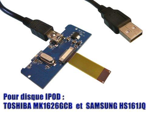 KALEA-INFORMATIQUE Cable adaptador convertidor ZIF