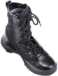 Daytwork Scarponcini Traspiranti Escursioni - Unisex Adulti Combattimenti  Stivali Pattuglia Donne Esercito Tattico Cadetto Uomini Sicurezza 8c769bda6f3