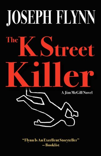 The K Street Killer Cover Image