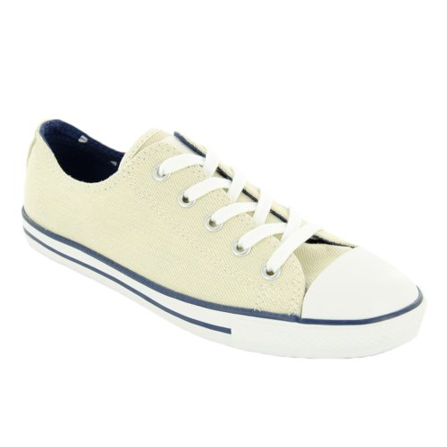 Converse Dainty Sea Ox, Baskets mode mixte adulte Blanc (Off White)