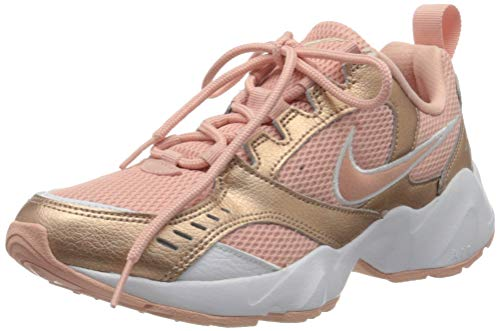 Nike WMNS AIR Heights, Chaussures de Running Femme, Rose (Coral Stardust/Coral Stardust-MTLC Red...