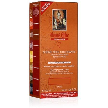 Henné Color Premium Végétal Flamboyant Copper Tönungscreme (Flamboyant D)