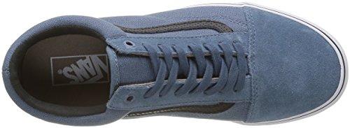 Furgoni Unisex-erwachsene Sk8-hi Ristampa Low-top Blau (c & P Blue Mirage / True White)
