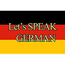 Let's speak German (English Edition)