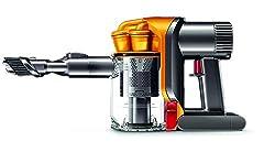 Dyson DC43H beutel- & kabelloser Staubsauger inkl. Kombidüse & Fugendüse für die Reinigung in Ecken | Beutelloser Handstaubsauger mit Lithium-Ionen Akku
