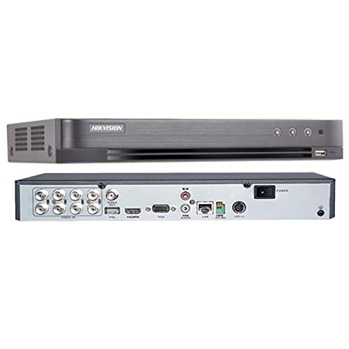HIKVISION 5 MP Turbo HD DVR 4 CH Kanal CCTV Digital Video Recorder TVI ds-7204huhi-k1 -