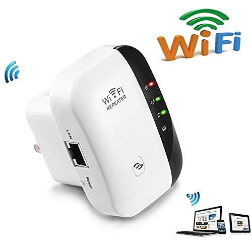 Hozora WiFi Range Extender Super Booster 300 Mbps Superboost Boost Geschwindigkeit Wireless, 2,4 GHz Internet Signal Booster Verstärker Iphone-signal-booster