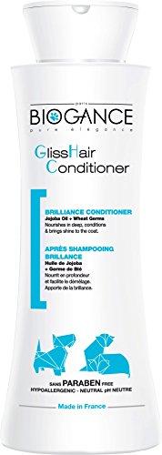 Biogance BGGH250 Hunde Shampoo, Glanz, 250 ml