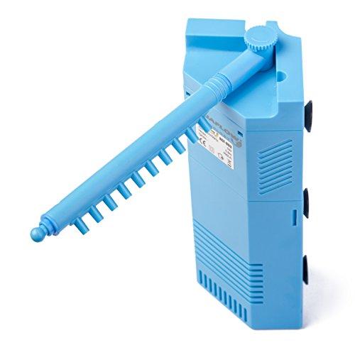 Aquaflow Technology® ACF-093 - Inneneckfilter und Wasserpumpe für Aquarien und Fischbehälter - geeignet für Tropen- oder Salzwasserbecken -