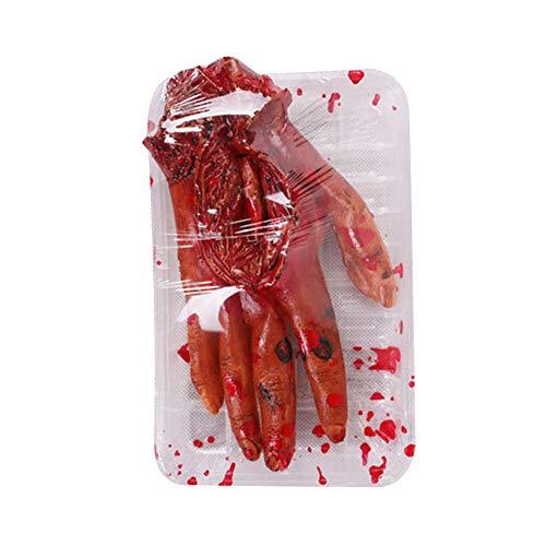 lustiges Spielzeug, ALIKEEY Halloween gefälschte Herz Gehirn Orgel Spuk Haus Blut Horror Requisiten Trick (Für Musik Orgel Halloween)