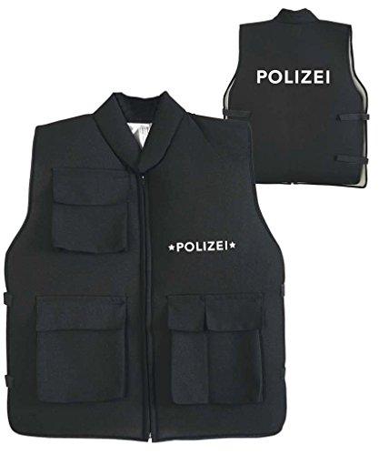 Polizei Uniform (Einsatzweste Größe: 128)