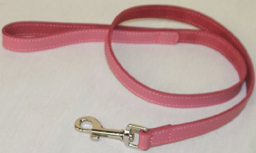 bbd-3-4-x-40-inch-leather-lead-pink