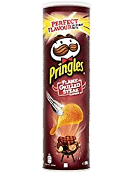 Pringles Steak Crisps, 200 g