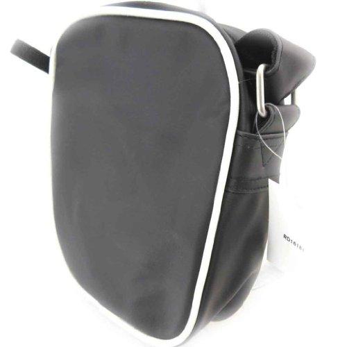 Bolso de hombro 'Redskins' negro.