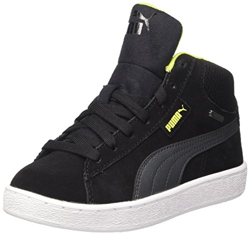 Puma 1948 Mid GTX PS, Zapatillas Altas Unisex Niños, Negro (Black-Dark Shadow), 32 EU