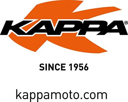 Pare-Brise spécifique Transparent 50 x 57 cm (H x l) Kappa kd442st Yamaha T-Max 500 (08 > 11)
