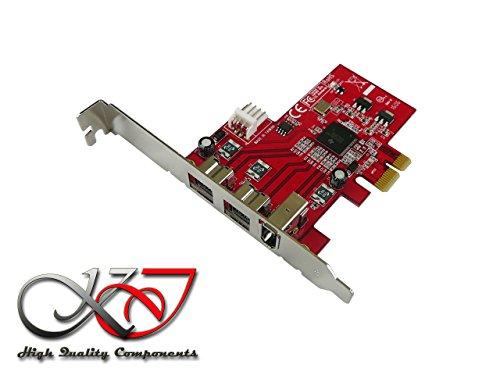 kalea-informatique-karte-pcie-firewire-400-ieee1394a-und-800-ieee3194b-mit-chipsatz-texas-instrument