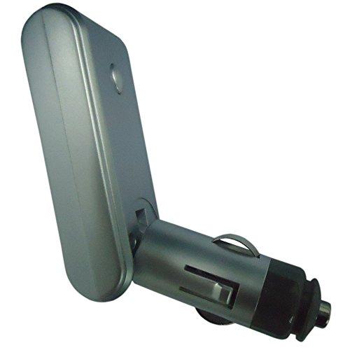 Argent Couleur Mini Véhicule fumée Odeur Eliminator négatifs avec ioniseur purificateur d'air voiture smoke eliminator