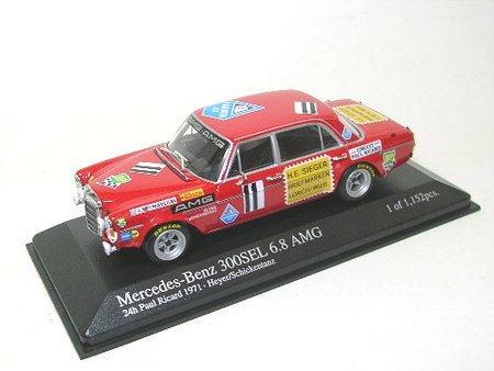minichamps-1-43-scale-400-713411-mercedes-benz-300-sel-68-24h-paul-ricard-1971