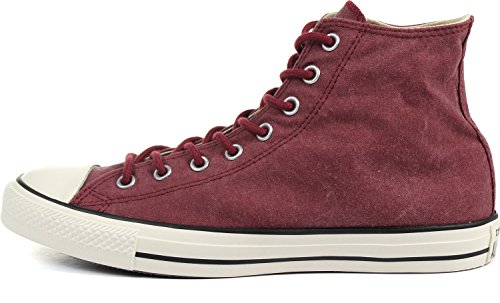 Converse Chuck Taylor All Star Textile Hi Shoes, UK: 8.5 UK, Oxheart