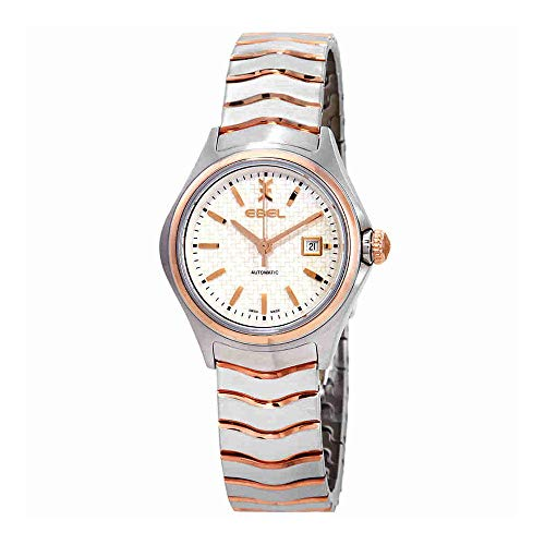 Ebel Wave Swiss Edition Dial Automatic Ladies Watch 1216273