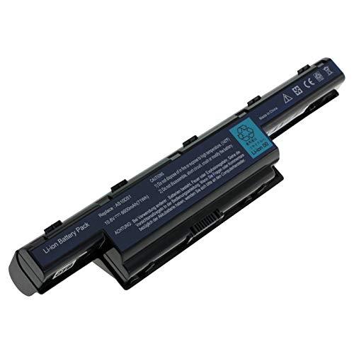 OTB 8008229 Batterie Li-ION pour Acer Aspire 4551G 4771G 5741G Noir