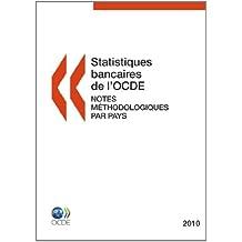 Statistiques bancaires de l'OCDE : Notes méthodologiques par pays 2010