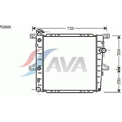 Prasco fd2026Ventilador, refrigeración del motor