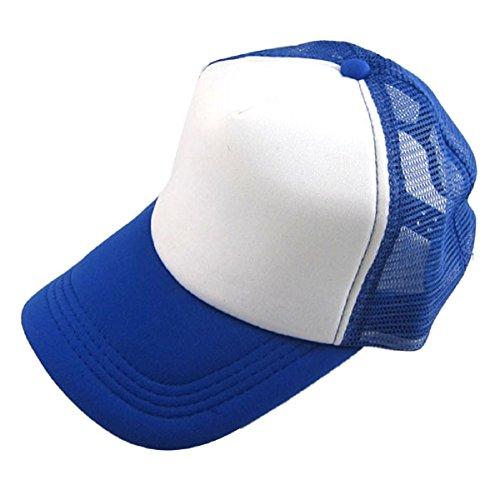tongshi-sombrero-casual-unisex-solid-gorra-de-beisbol-del-camionero-de-malla-visor-en-blanco-ajustab