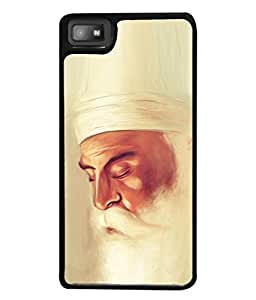 PrintVisa Religious Innovator High Gloss Designer Back Case Cover for BlackBerry Z10