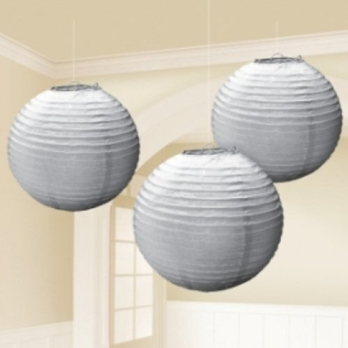 amscan-international-lanterne-di-carta-confezione-da-3-argento