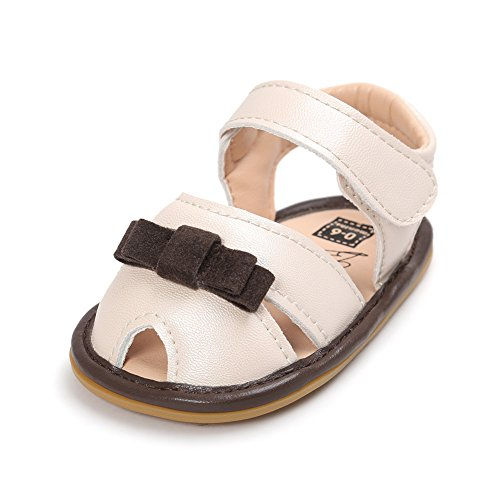 Krabbelschuhe Sandalen, Chickwin mädchen baby Weiche Alleinige Kleinkind Schuhe Krabbelschuhe 6-18 Monate G