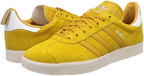 """Herren Sneakers """"Gazelle"""" Gelb"""